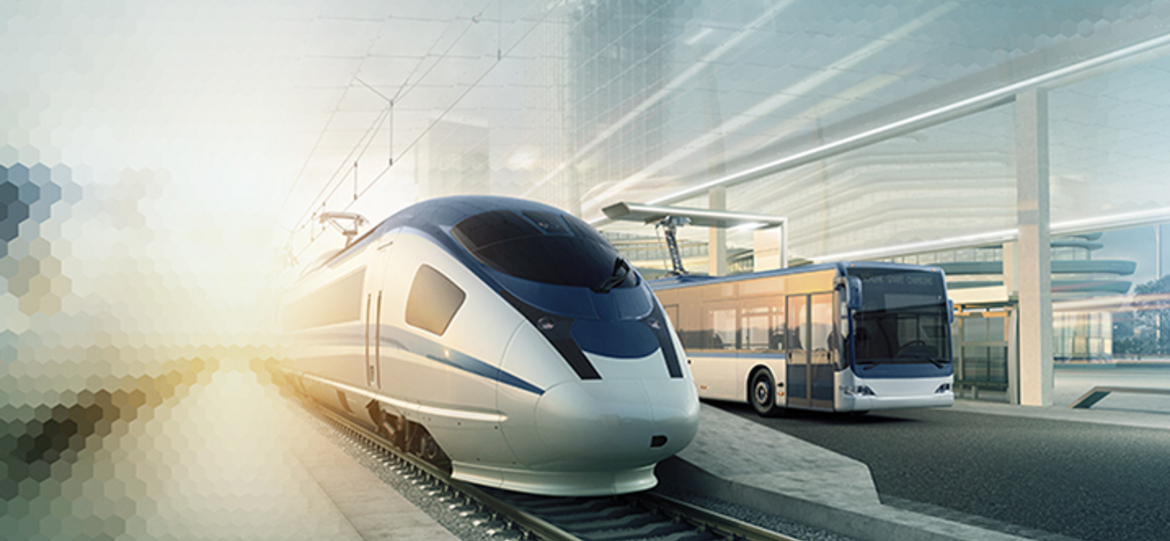 Schunk solutions for the railway industry
