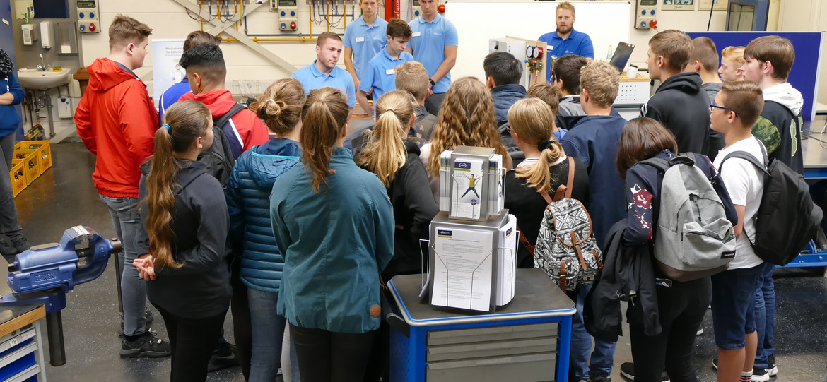 """Training day"" at Weiss Technik was well attended"