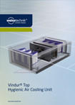 Hygienic Air Cooling Unit Vindur Top - Product brochure