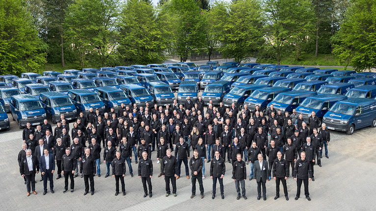 Service from weisstechnik: - Engineering is our strength. Personal service is our passion.