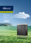 Download: Precision Air-Conditioning Units Vindur® CoolMaster DX iFC