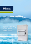Download: Special Laboratory Fume Hoods Workstation