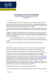 Download: Purchasing Terms and Conditions