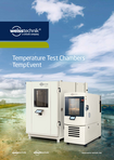 Download: Temperature Test Chambers TempEvent