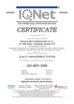 Download: ISO 9001:2008 IQNet + Quality Austria