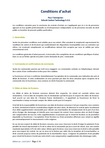 Download: Conditions d'achat
