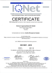 Download: ISO 9001:2015 DQS + IQNet